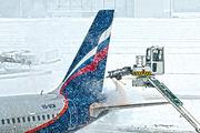 VQ-BCM - Aeroflot Airbus A320 aircraft