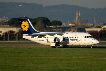 D-AVRJ - Lufthansa Regional - CityLine British Aerospace BAe 146-200/Avro RJ85