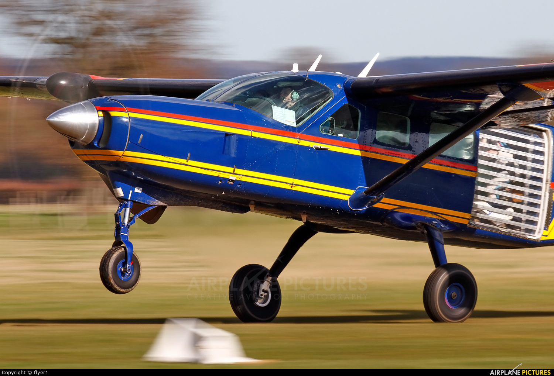 Private G-OHPC aircraft at Lashenden / Headcorn