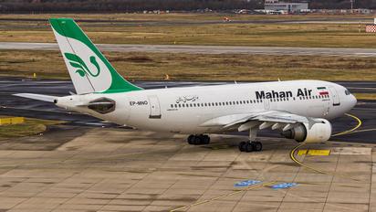 EP-MNO - Mahan Air Airbus A310