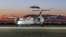 9A-CQA - Croatia Airlines de Havilland Canada DHC-8-400Q / Bombardier Q400 aircraft