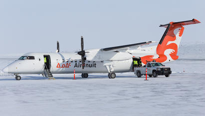 C-FYAI - Air Inuit de Havilland Canada DHC-8-300Q Dash 8