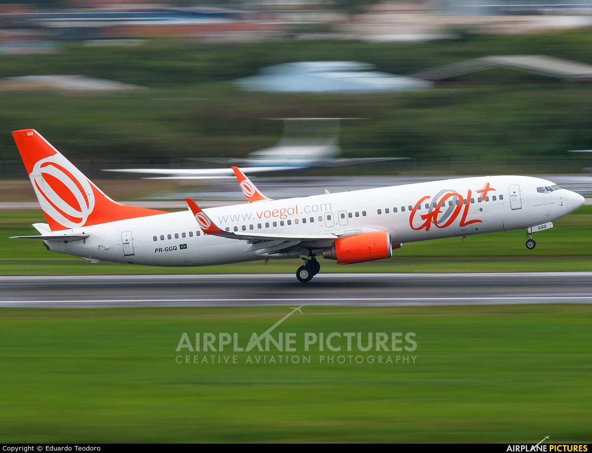 GOL Transportes Aéreos  PR-GGQ aircraft at Porto Alegre - Salgado Filho