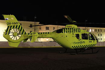 OH-HMY - FinnHEMS Eurocopter EC135 (all models)