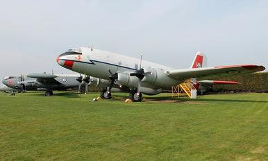TG517 - Royal Air Force Handley Page Hastings T.5