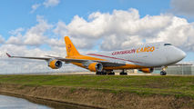 N904AR - Centurion Air Cargo Boeing 747-400F, ERF aircraft