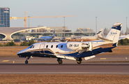 OK-SLX - Silesia Air Cessna 560XL Citation Excel aircraft