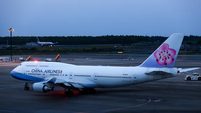 B-18212 - China Airlines Boeing 747-400