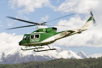 CFS21AB - Forestale Bell 412SP