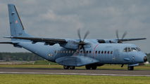 017 - Poland - Air Force Casa C-295M aircraft
