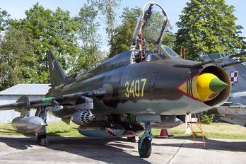 3407 - Poland - Air Force Sukhoi Su-22M-4