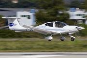 F-GUVN - Private Diamond DA 40 Diamond Star aircraft
