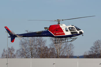 LN-OFB - Helitrans Eurocopter AS350 Ecureuil / Squirrel