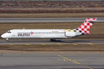 OH-BLH - Volotea Airlines Boeing 717
