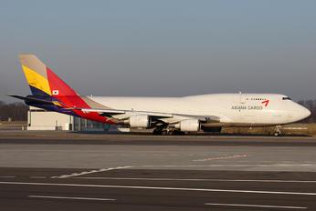 HL7417 - Asiana Cargo Boeing 747-400BCF, SF, BDSF