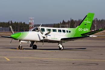 OO-GPS - Private Cessna 404 Titan