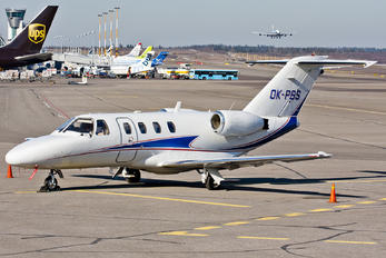 OK-PBS - Queen Air Cessna 525 CitationJet