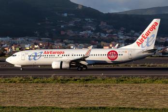 EC-LPR - Air Europa Boeing 737-800