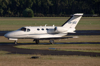 VH-YDZ - Private Cessna 510 Citation Mustang