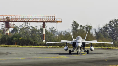 C.15-62 - Spain - Air Force McDonnell Douglas EF-18A Hornet