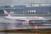 JA8975 - JAL - Japan Airlines Boeing 767-300 aircraft