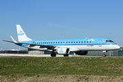 PH-EZI - KLM Cityhopper Embraer ERJ-190 (190-100) aircraft