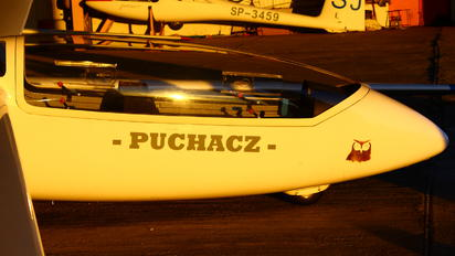 SP-3392 - Aeroklub Ziemi Lubuskiej PZL SZD-50 Puchacz