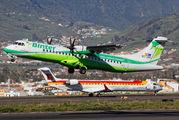 EC-JEV - Binter Canarias ATR 72 (all models) aircraft