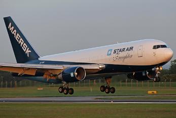 OY-SRF - Star Air Freight Boeing 767-200ER