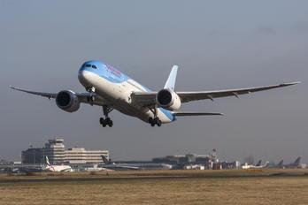 G-TUIF - Thomson/Thomsonfly Boeing 787-8 Dreamliner