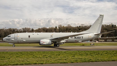 168763 - USA - Navy Boeing P-8A Poseidon