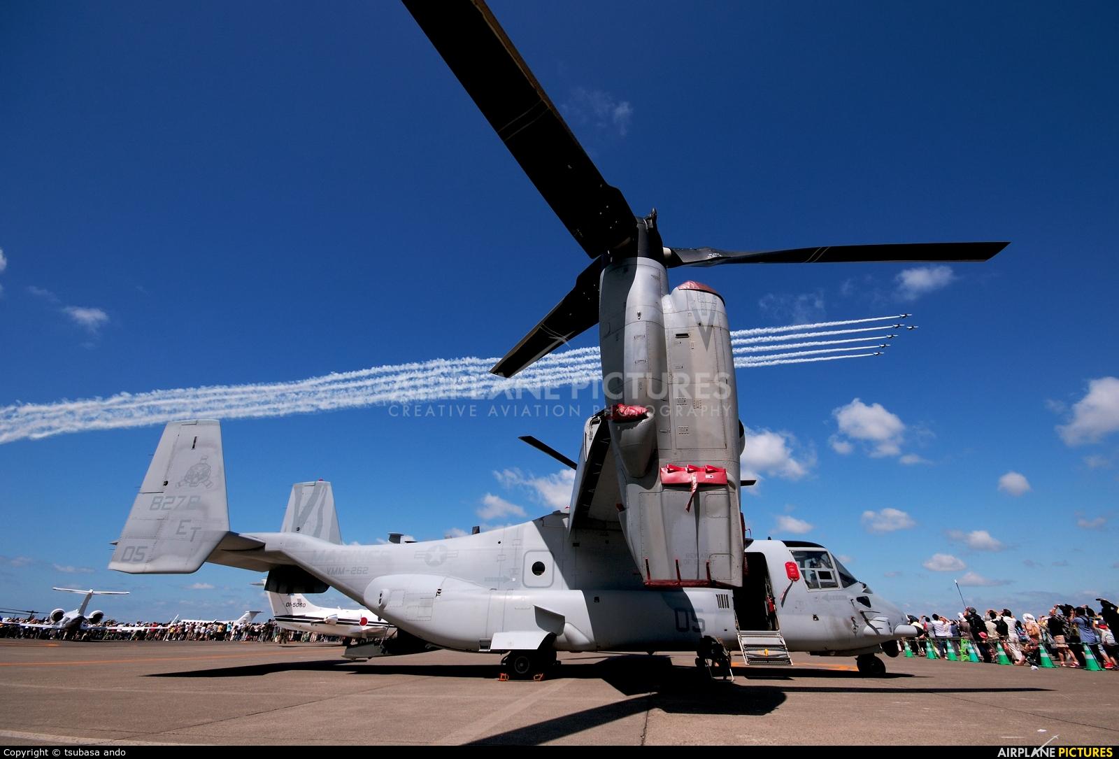 USA - Marine Corps 168278 aircraft at Sapporo - Okadama