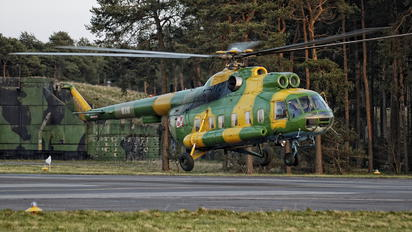 619 - Poland - Air Force Mil Mi-8