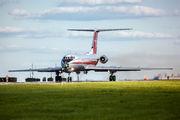 34 - Russia - Air Force Tupolev Tu-134Sh aircraft