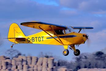 G-BTOT - Private Piper PA-15 Vagabond