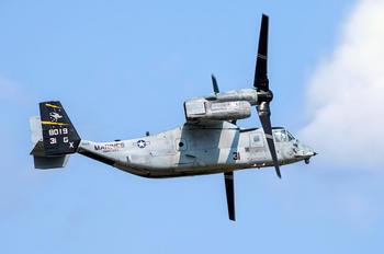168019 - USA - Marine Corps Bell-Boeing V-22 Osprey