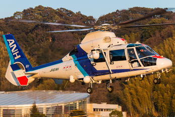 JA61NH - All Nippon Helicopter Aerospatiale AS365 Dauphin II