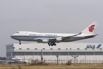 B-2476 - Air China Cargo Boeing 747-400F, ERF