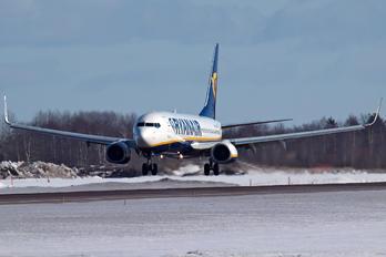 EI-EBC - Ryanair Boeing 737-800