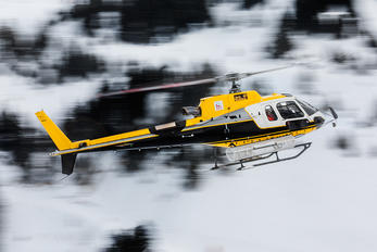 F-HJCG - SAF Helicopteres Eurocopter AS350 Ecureuil / Squirrel