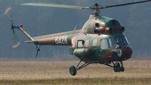 6428 - Poland - Navy Mil Mi-2 aircraft