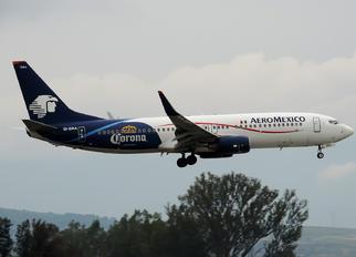 EI-DRA - Aeromexico Boeing 737-800