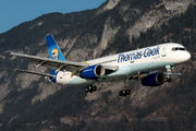 G-FCLA - Thomas Cook Boeing 757-200 aircraft