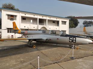W1758 - India - Air Force PZL TS-11 Iskra