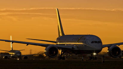 V8-DLC - Royal Brunei Airlines Boeing 787-8 Dreamliner
