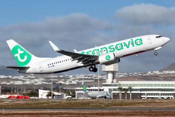 PH-HZW - Transavia Boeing 737-800