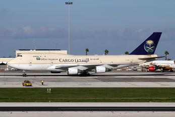 TF-AMP - Saudi Arabian Cargo Boeing 747-400BCF, SF, BDSF