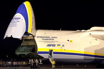UR82060 - Antonov Airlines /  Design Bureau Antonov An-225 Mriya