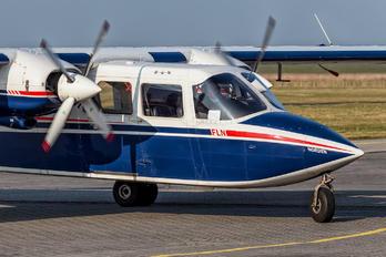 D-IFLN - FLN Frisia-Luftverkehr Britten-Norman BN-2 Islander