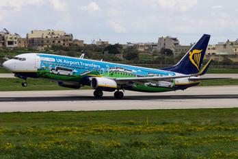 EI-DLJ - Ryanair Boeing 737-800